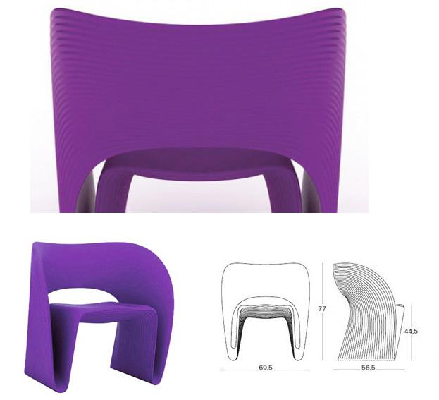 Fauteuil Raviolo Ron Arad.Ron Arad Le Blog Epure Design