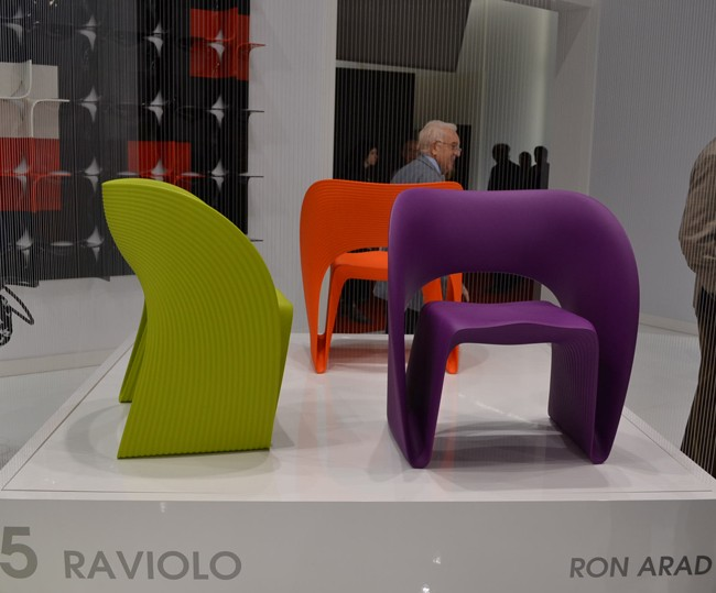 le fauteuil raviolo sign ron arad pour magis le blog. Black Bedroom Furniture Sets. Home Design Ideas